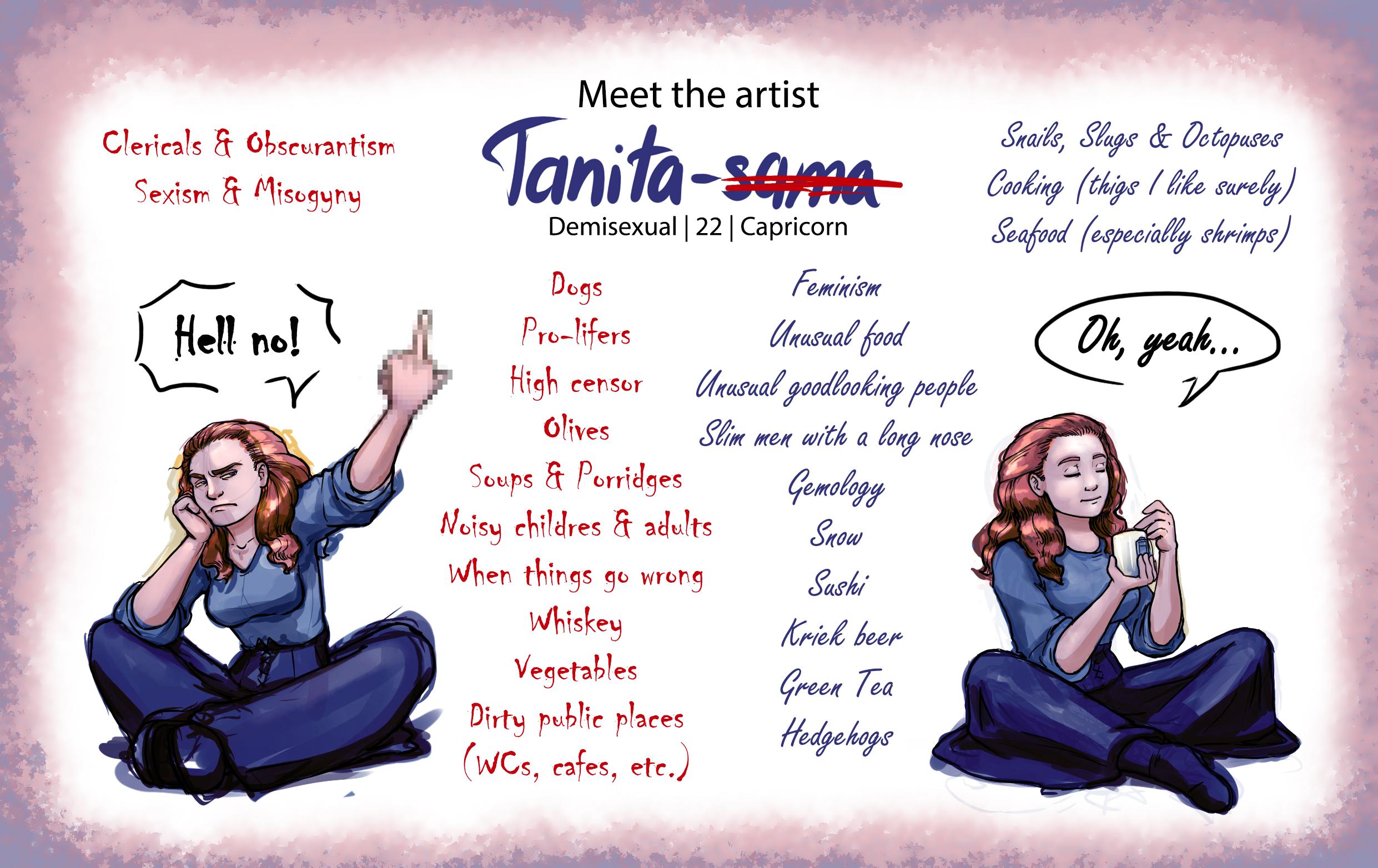 Tanita-sama's Profile Picture