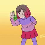 Glitchtale - Mistletoe [VIDEO LINK IN] by Tanita-sama