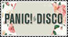 P!ATD STAMP by dadqykin