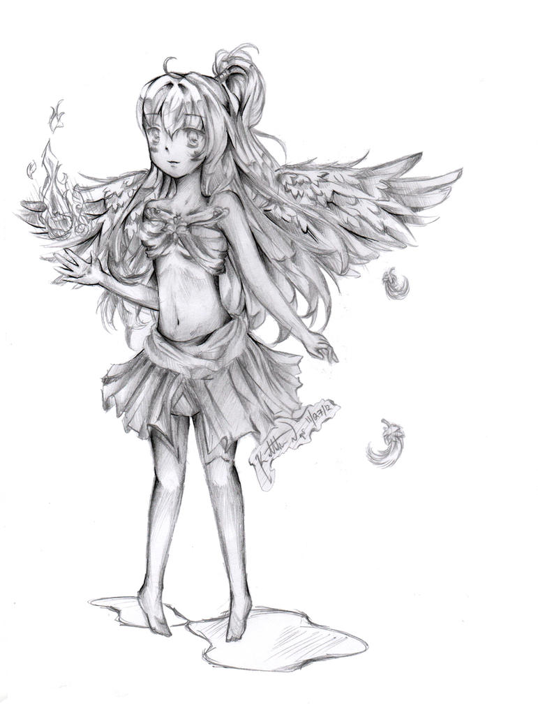 Angel by Lovable-Yukiko