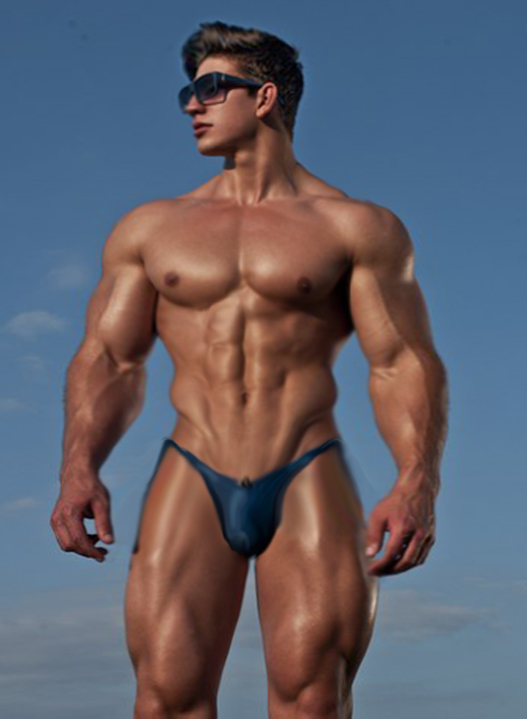Teen Muscle Sports Extreme Video 101