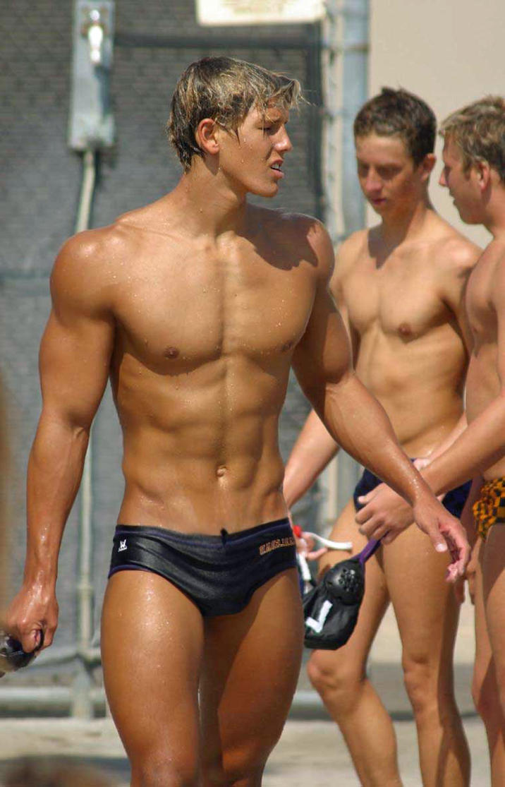 Gay Teen Swimmers 73