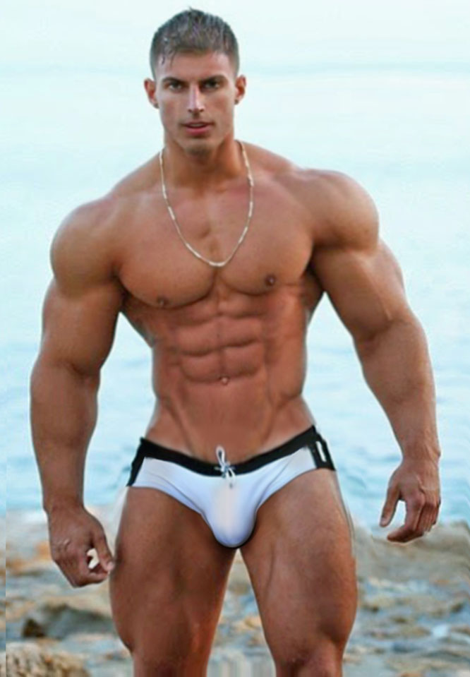 Gay Hunks Muscle 107