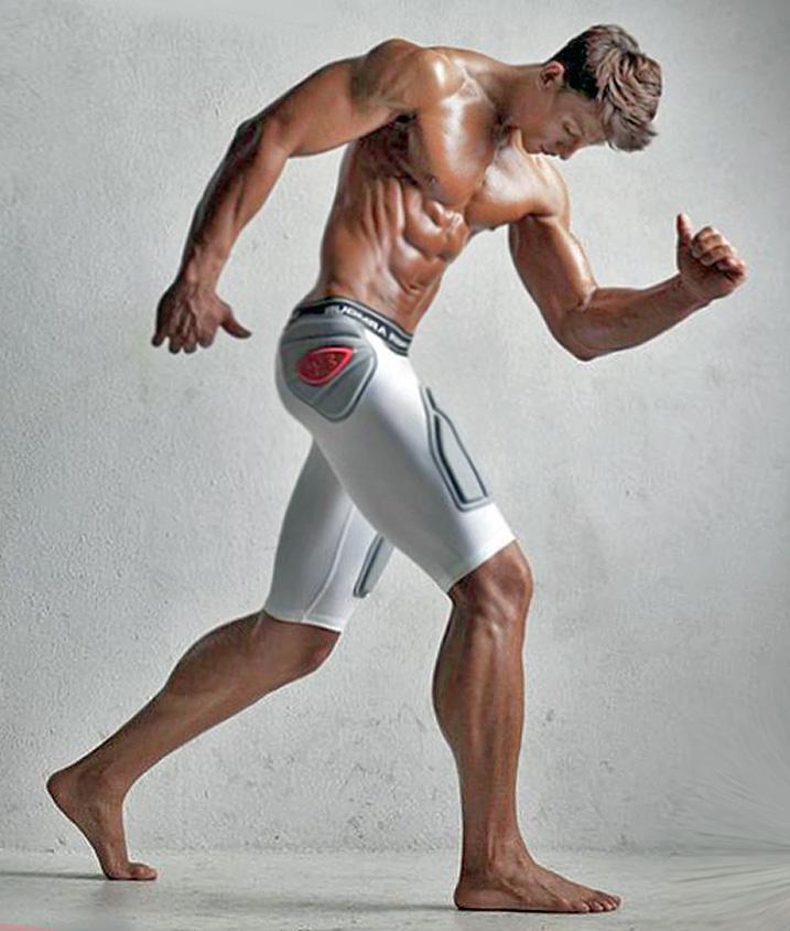 Track Athlete by builtbytallsteve