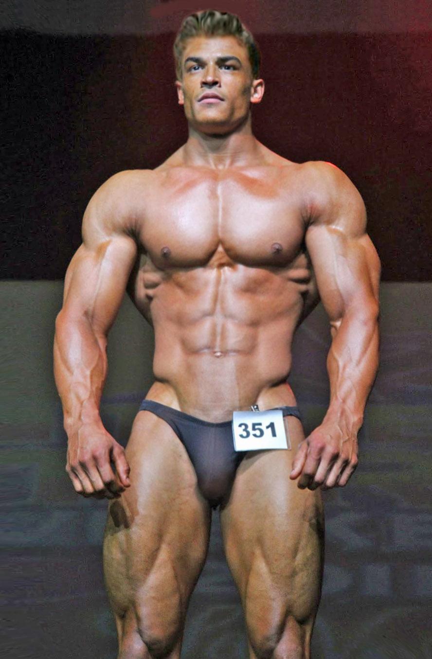 image Teen male gymnastics blog in return