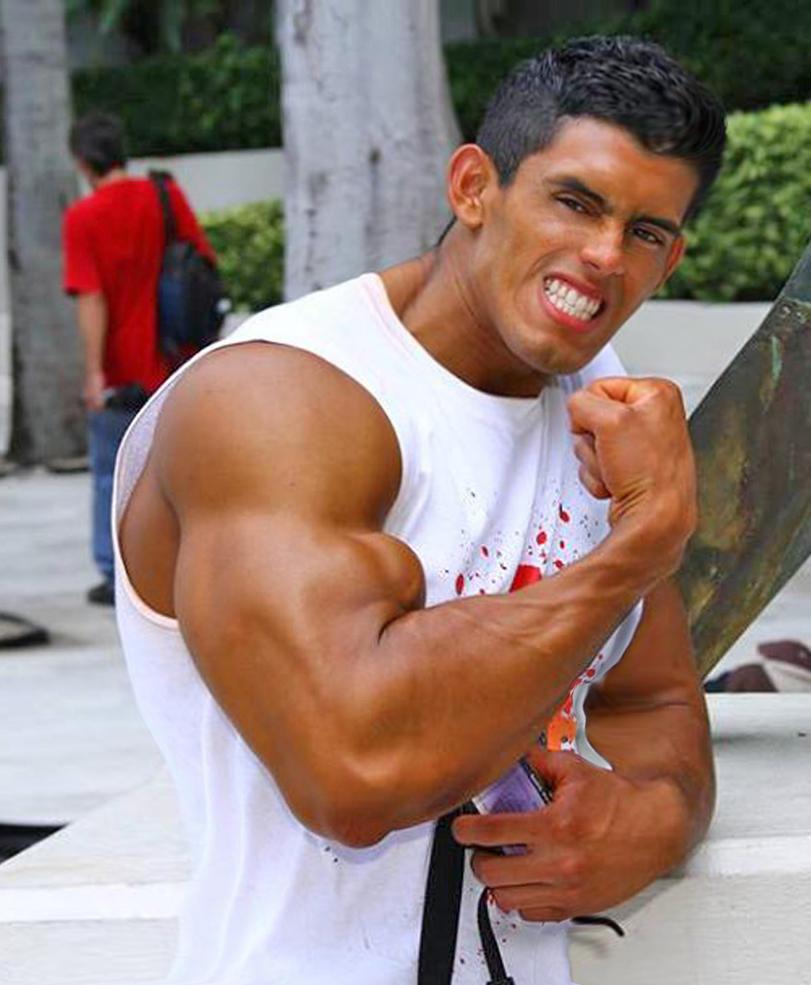 Flex Your Big Arm by builtbytallsteve