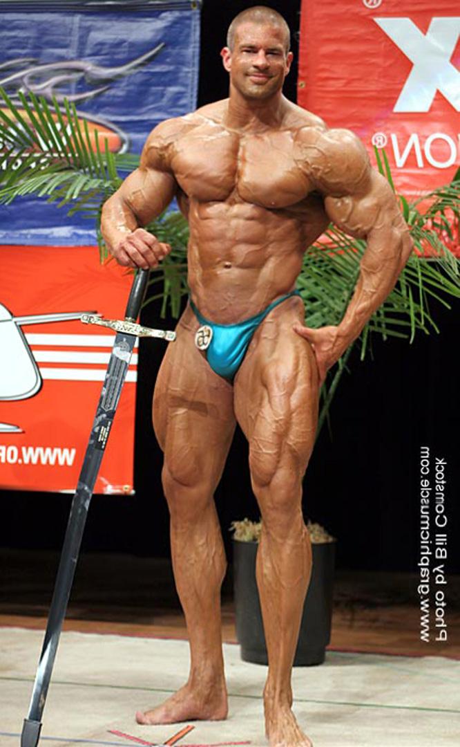 Heavyweight Champion by builtbytallsteve