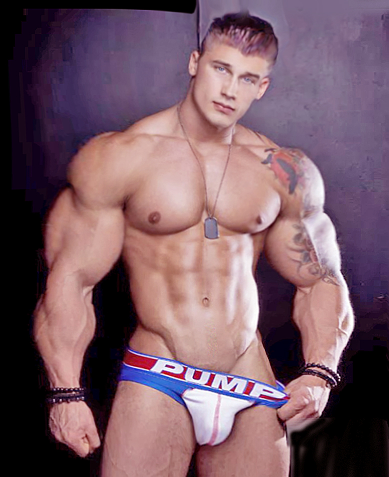 from Lukas gay biceps