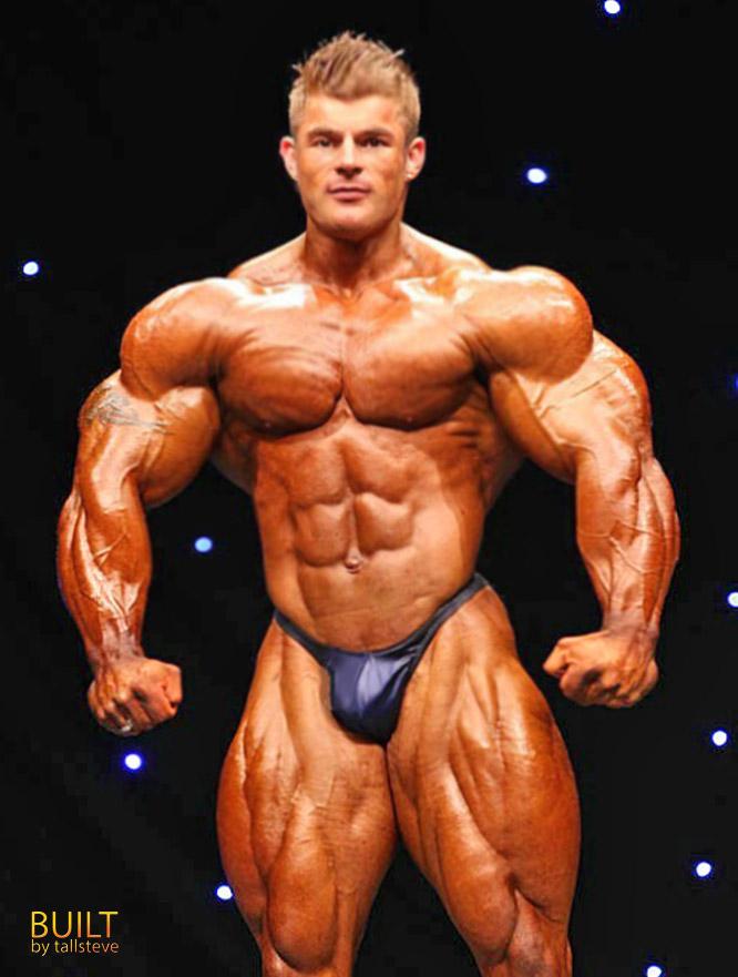 Big Muscles By Builtbytallsteve On Deviantart