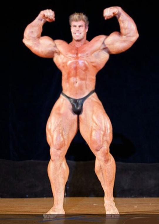 Is He Too Big? by builtbytallsteve