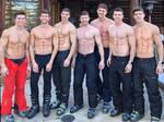 Sexy Ski Team