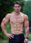 Sweet Guy With Muscle