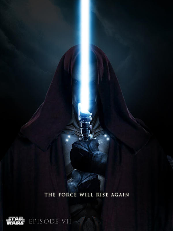 Star Wars Episode VII - The Dominion of Darkness by JonathanRudolph