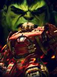 Age of Ultron Fan Art - Digital Oil Painting