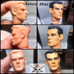 Mego Sized Punisher