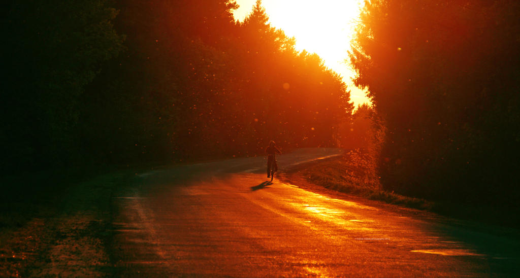 The way back by indrekvaldek