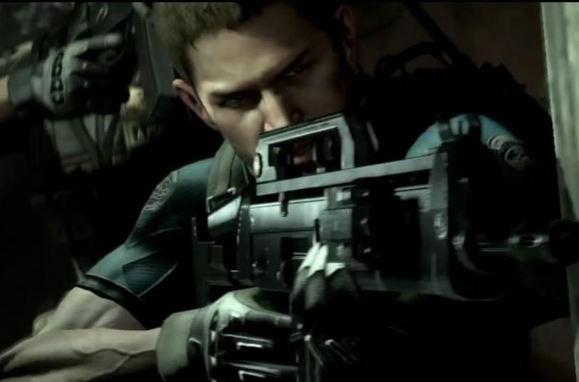 Resident Evil 6 Chris Redfield 2 By Heatheryingnl On Deviantart
