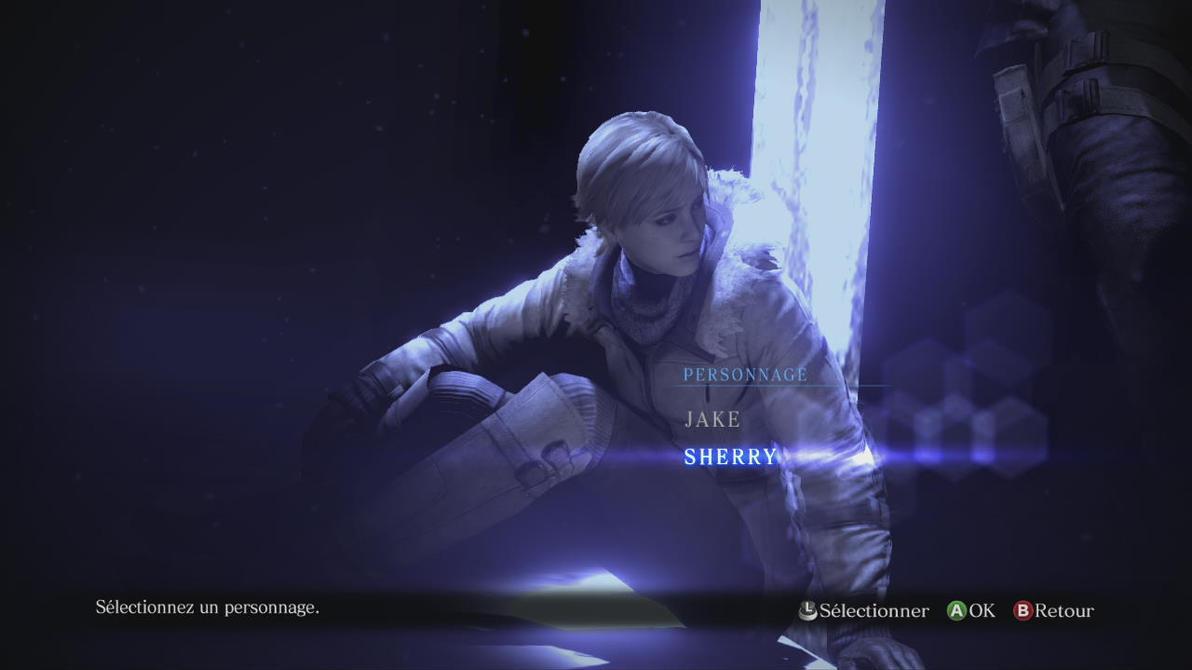 Resident Evil 6 Demo Leon Chris Jake by heatheryingNL