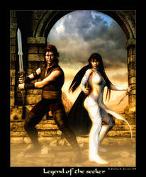 Legend of the seeker by Pachou31