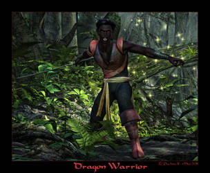 Dragon Warrior by Pachou31