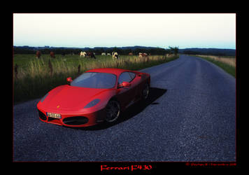 Ferrari F430 by Pachou31