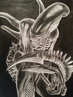 Xenomorph by TristanTemplar