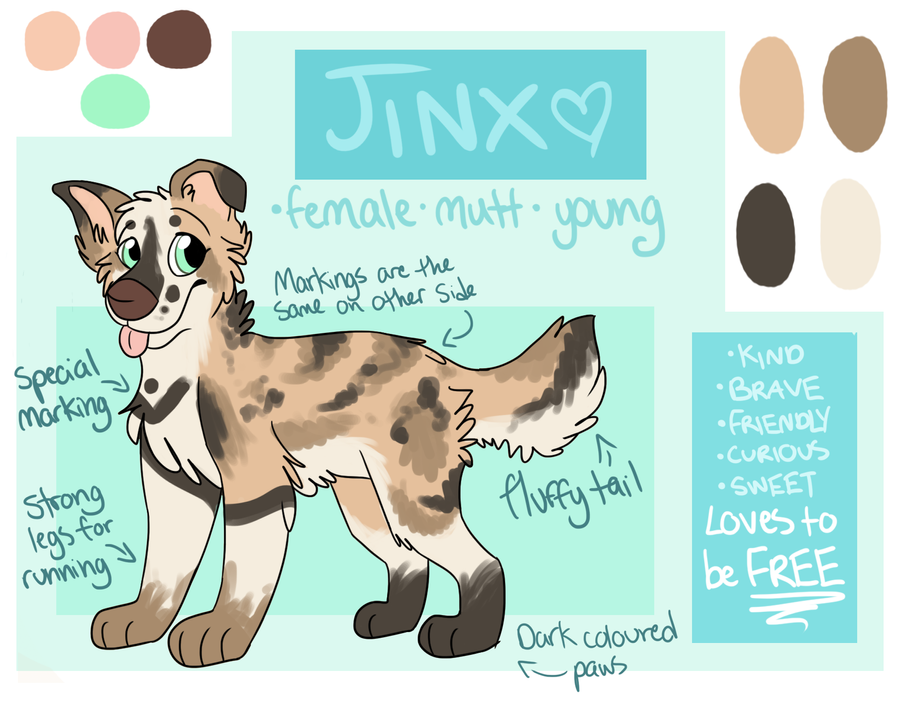 Jinx ref by Spriingy