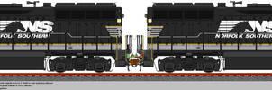 Norfolk Southern 'NewWave' Freight Scheme