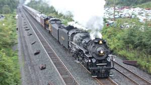 NKP 765 (2012): Homeward Bound at Tyrone PA