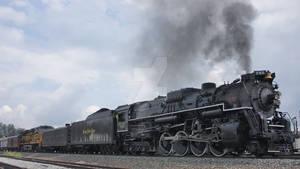 NKP 765 (2012): Cresson Departure 2