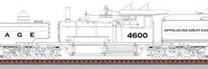 AG-1 Class 4-6-0+0-6-4