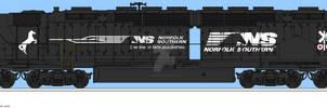 NS-6399 - SP-40M-E - Mod from Trainiax.net DDA40X