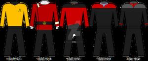 Uniform Evolution - Federation