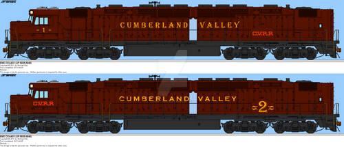 Cumberland Valley Office Car Locomotive Ideas