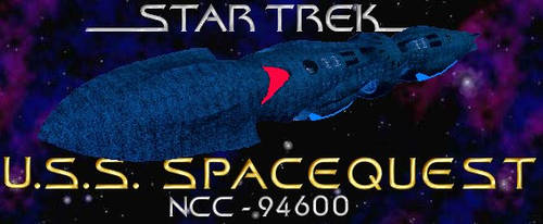 spaceQuest Title Banner