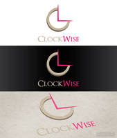 Clock Wise Logo by TomStal