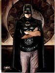 Bat-man :O