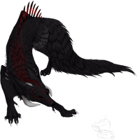 Just a little darky Ravage by Khaifer