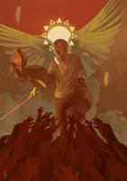 Down Angel Man.