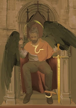 Angel King.