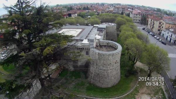 Orsini's castle by VictoriaFrances92