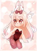 bunbun by SpyrixNya