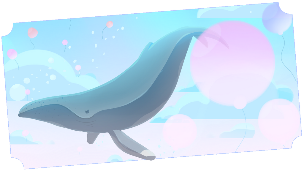 Whale Defying The Laws Of Gravity By Sciencepanda On Deviantart