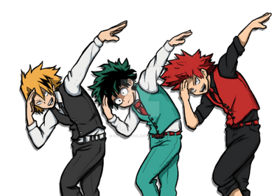 the three dabbateers by SciencePanda