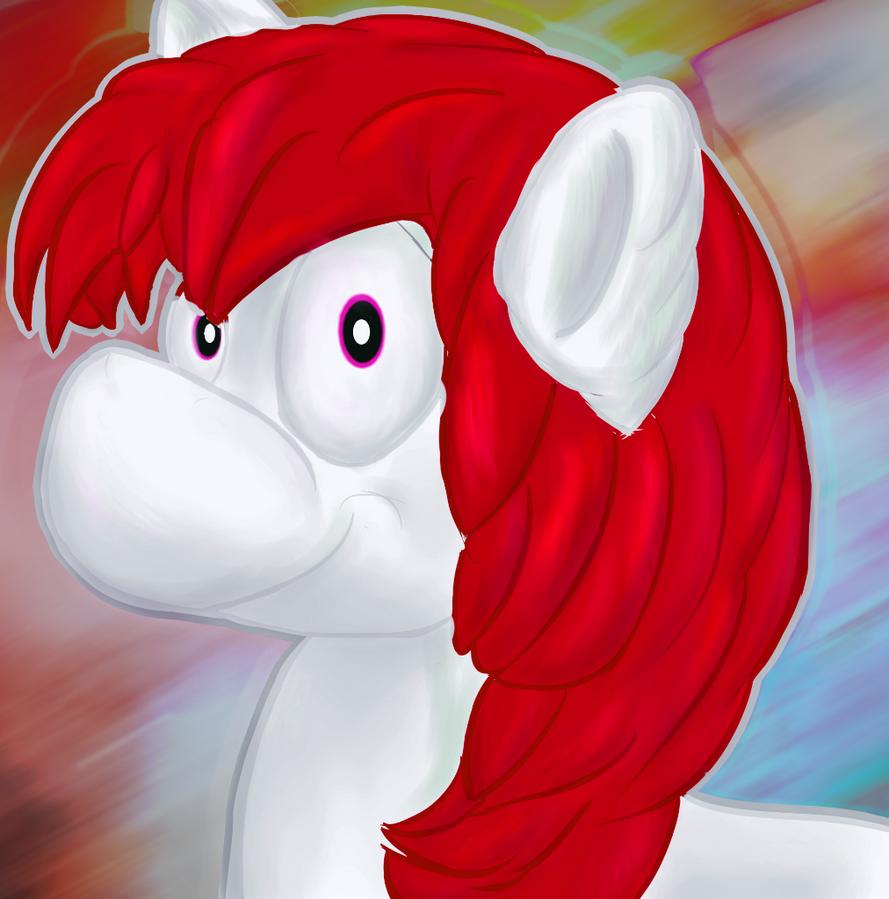 Darkryx Pony by Sjru