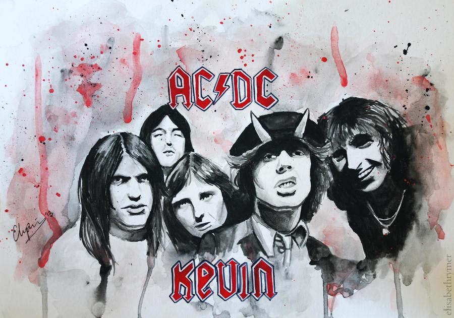 AC/DC by siilmarwen