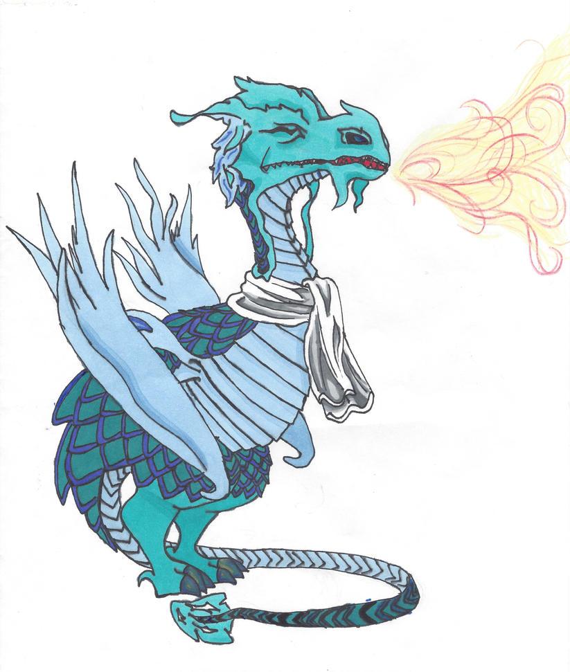 Draco by SherlockTeddy