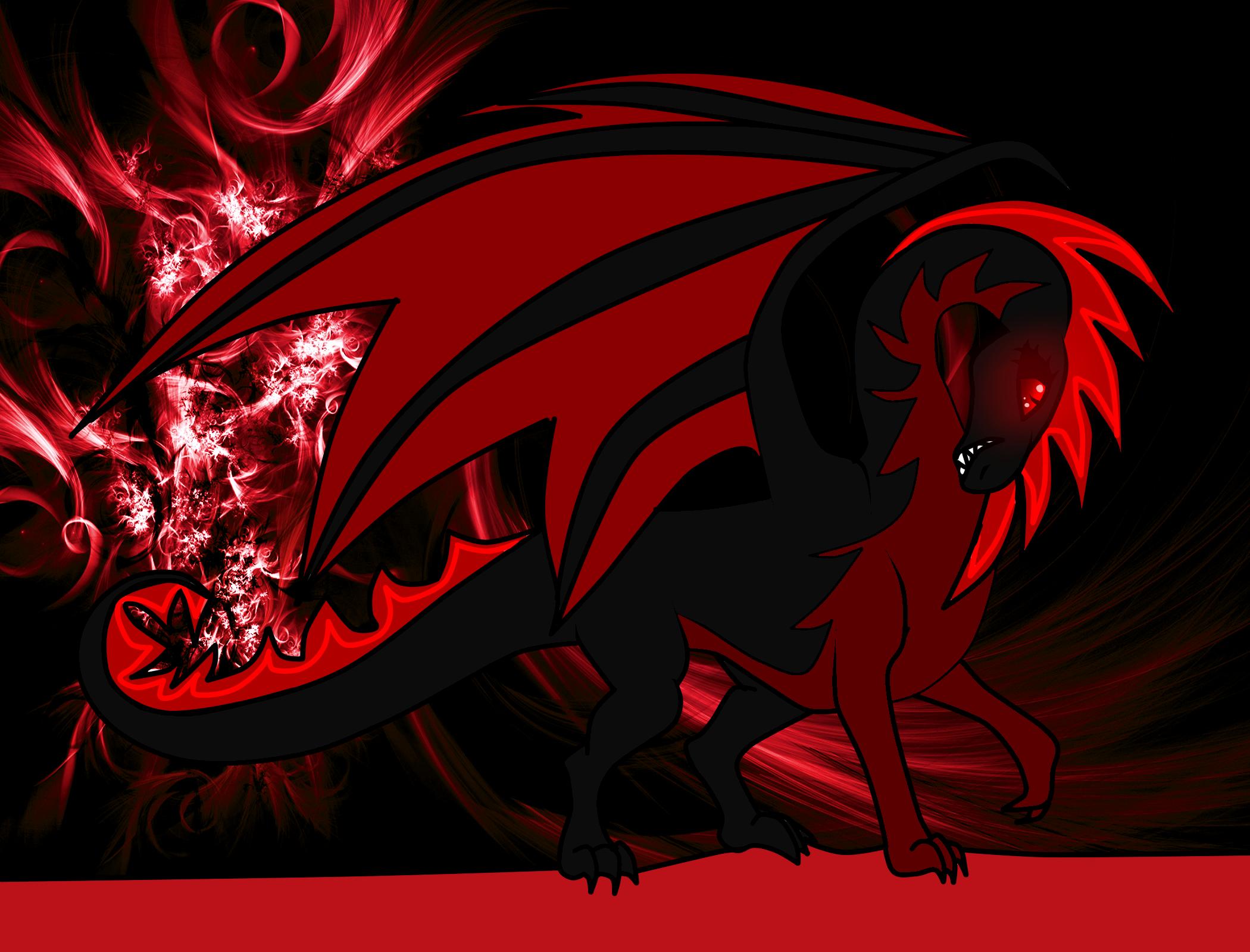 Evil Fire Dragon: Evil Dragon Fire By Shadowwolfydragon10 On DeviantArt