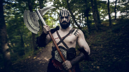 Critical Role - Grog by downpourin