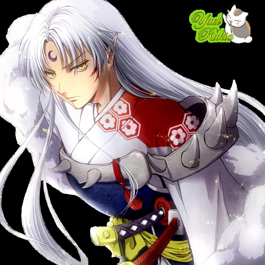 Ficha de Ryu Kellar (Construcción) Render_sesshomaru_by_yaelrukia-d620a7n
